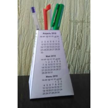 Календарь для карандашей