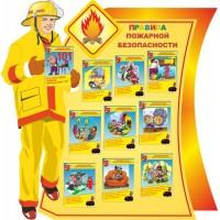 Пожарная безопасность в картинках