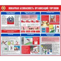 Пожарная безопасность организаций торговли