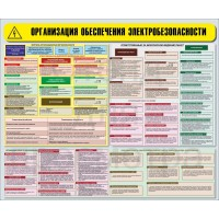 Организация обеспечения электробезопасности