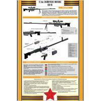 12.7мм снайперская винтовка ОСВ-96